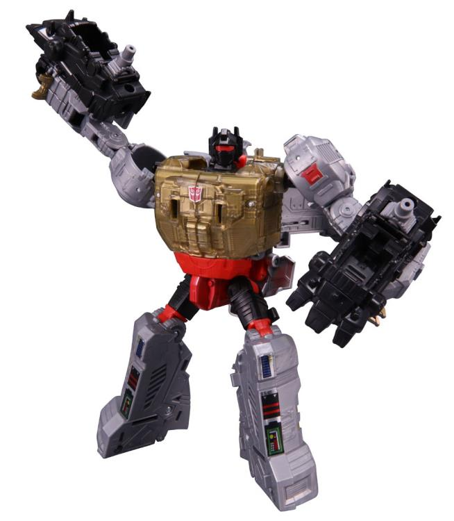 Takara Power of Primes PP-15 GRIMLOCK